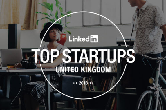 linkedin, fastest, growing, startup, UK, 2008
