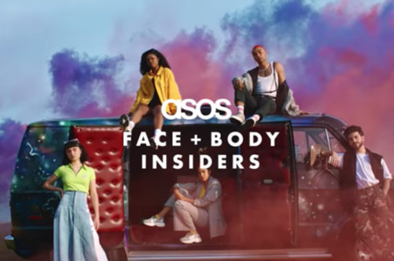 Marketing, week, ASOS, top 10, youtube, advertising, august, 2019,